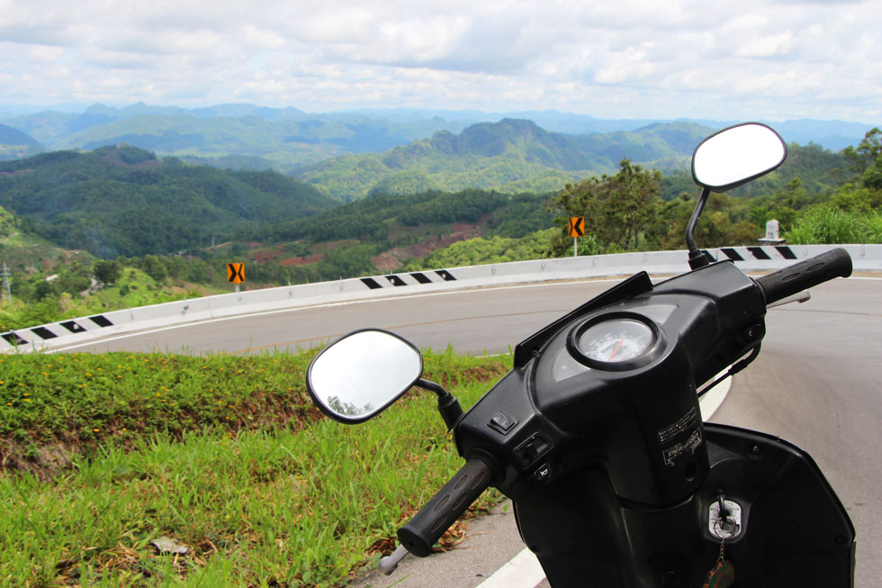 Renting a motorbike in Thailand: Everything you need to know