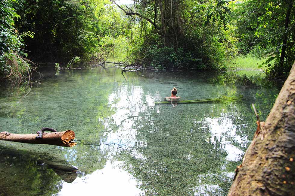 Hot Springs in Pai: 3 Best Spots for a Soak in Nature