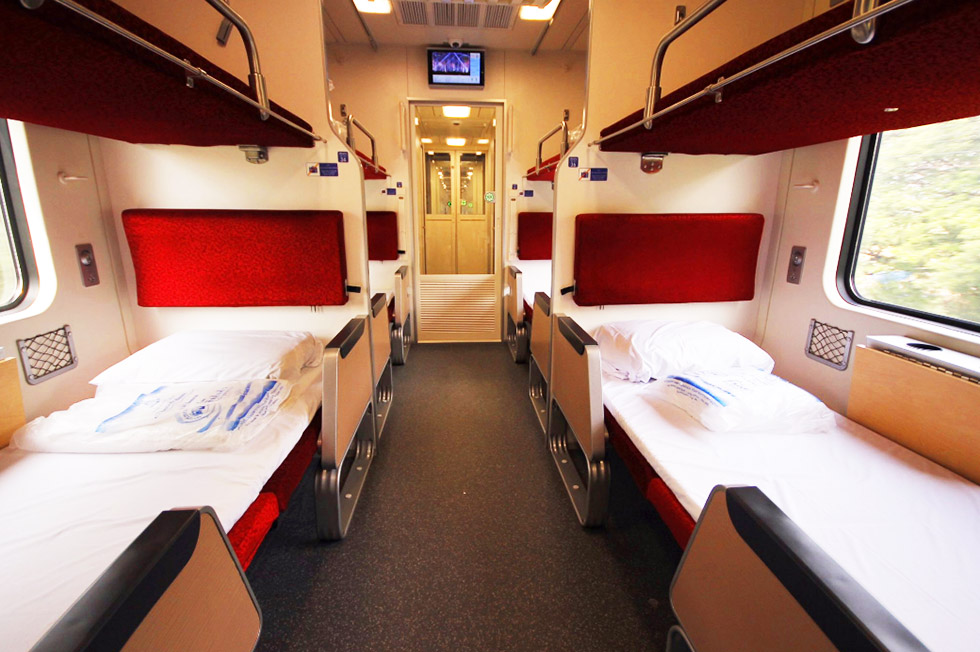 Everything You Need to Know About Thai Sleeper Trains