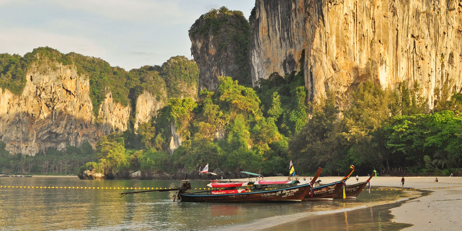 Railay Beach: the Most Beautiful Beach in Thailand