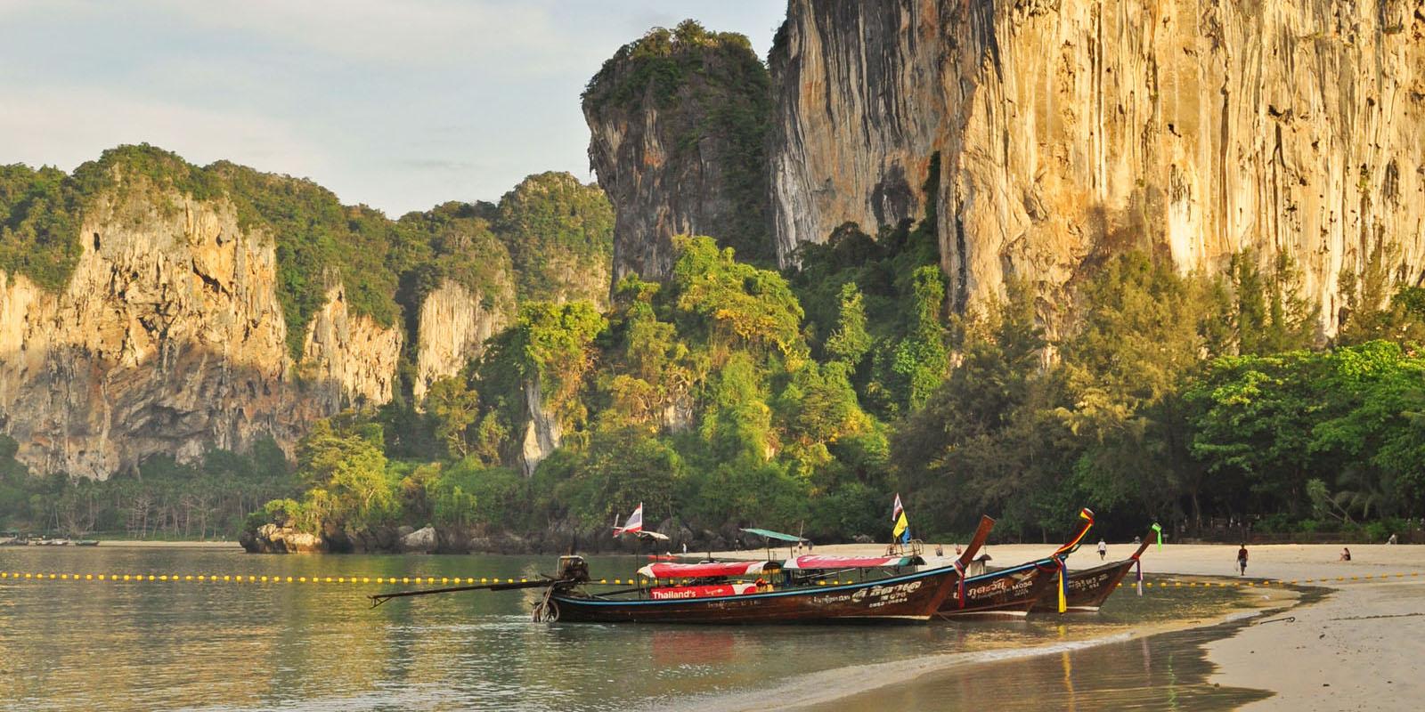 Railay Beach: the Most Beautiful Beach in Thailand