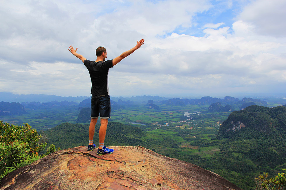 The Most Beautiful View in Thailand: Khao Ngon Nak Viewpoint in Krabi