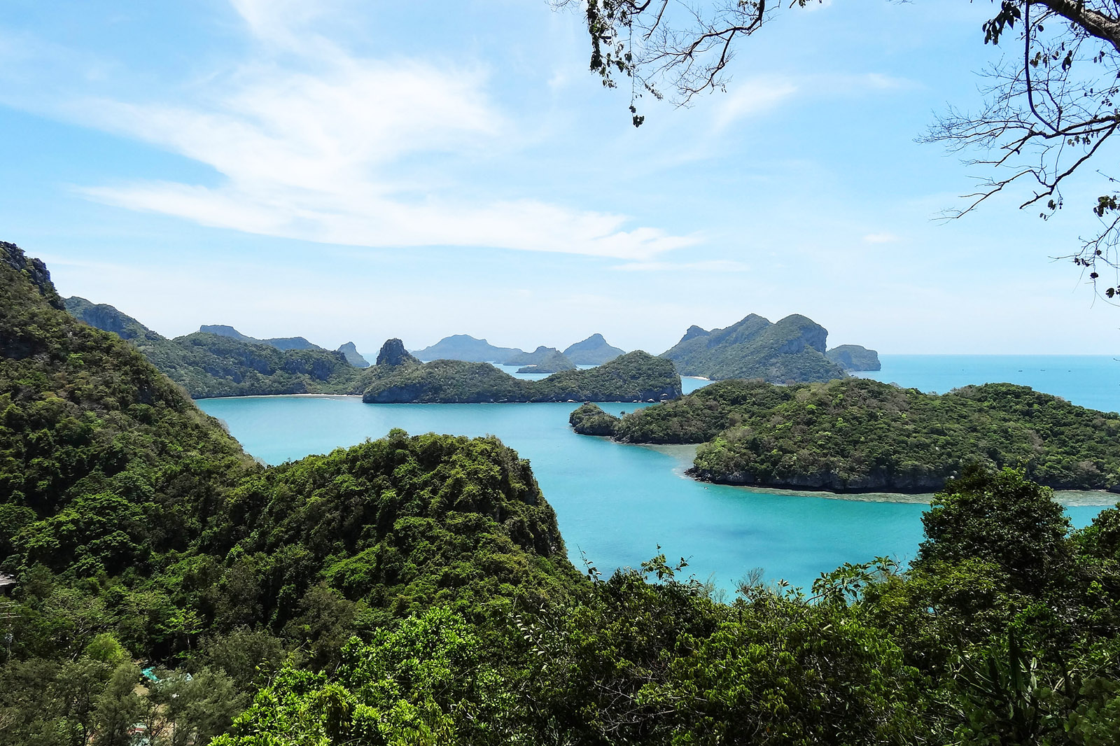 Ang Thong National Marine Park: Paradise near Koh Samui