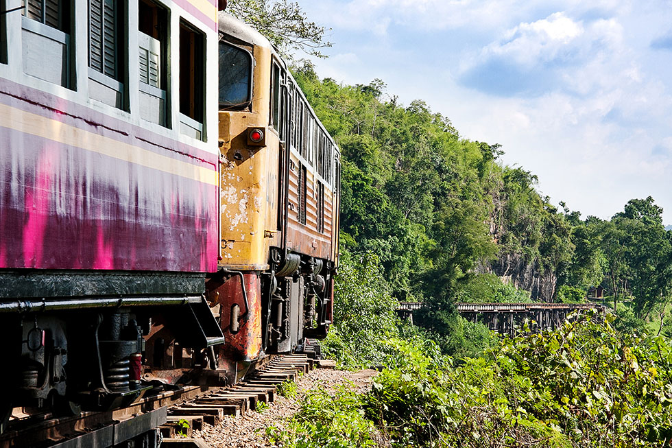 Burma Railway: the Horrendous Story of the Death Railway
