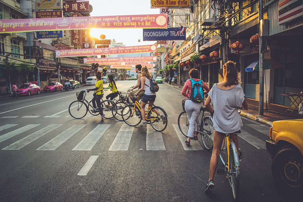 Cycling in Bangkok: Explore the Real Bangkok