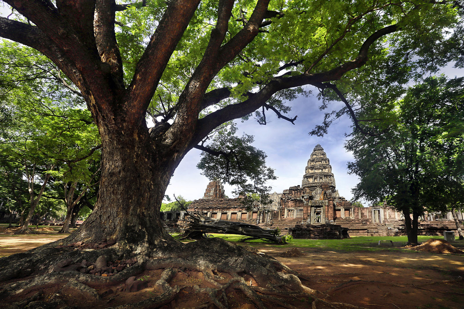 Phimai: Thailand's Most Beautiful Piece of Angkor Wat