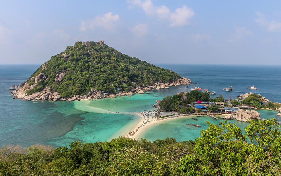Koh Nang Yuan: Thailand's most Beautiful Snorkeling Island!