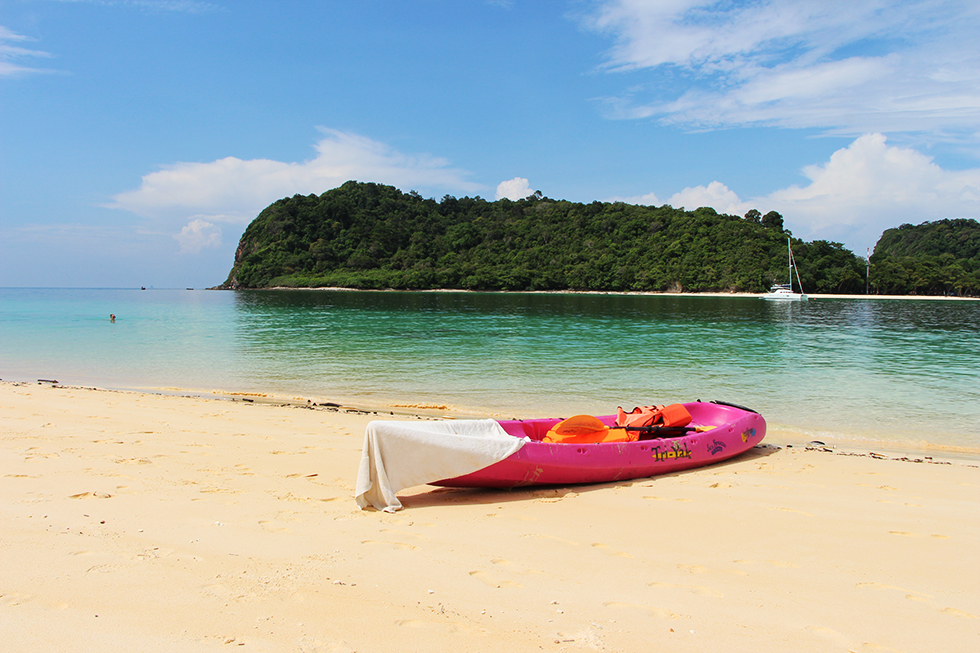 Koh Rok: Camping on a Deserted Island