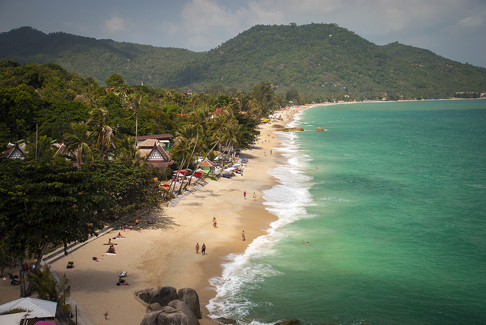 Koh Samui's most Beautiful Beaches