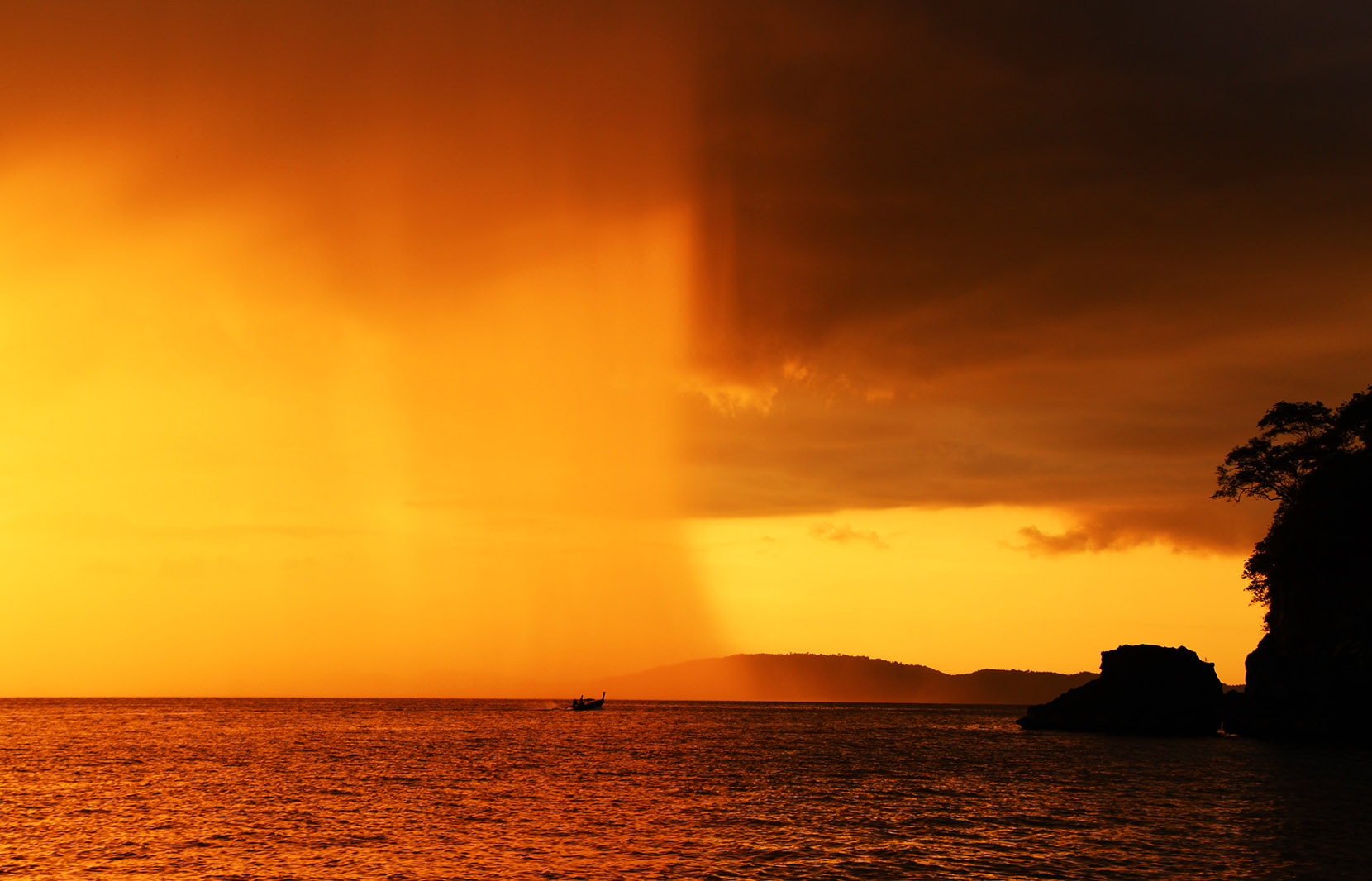 Thailand's Rainy Season: Pros and Cons