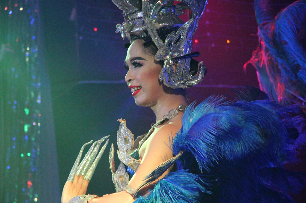 Ladyboy Cabaret in Chiang Mai: a Must See