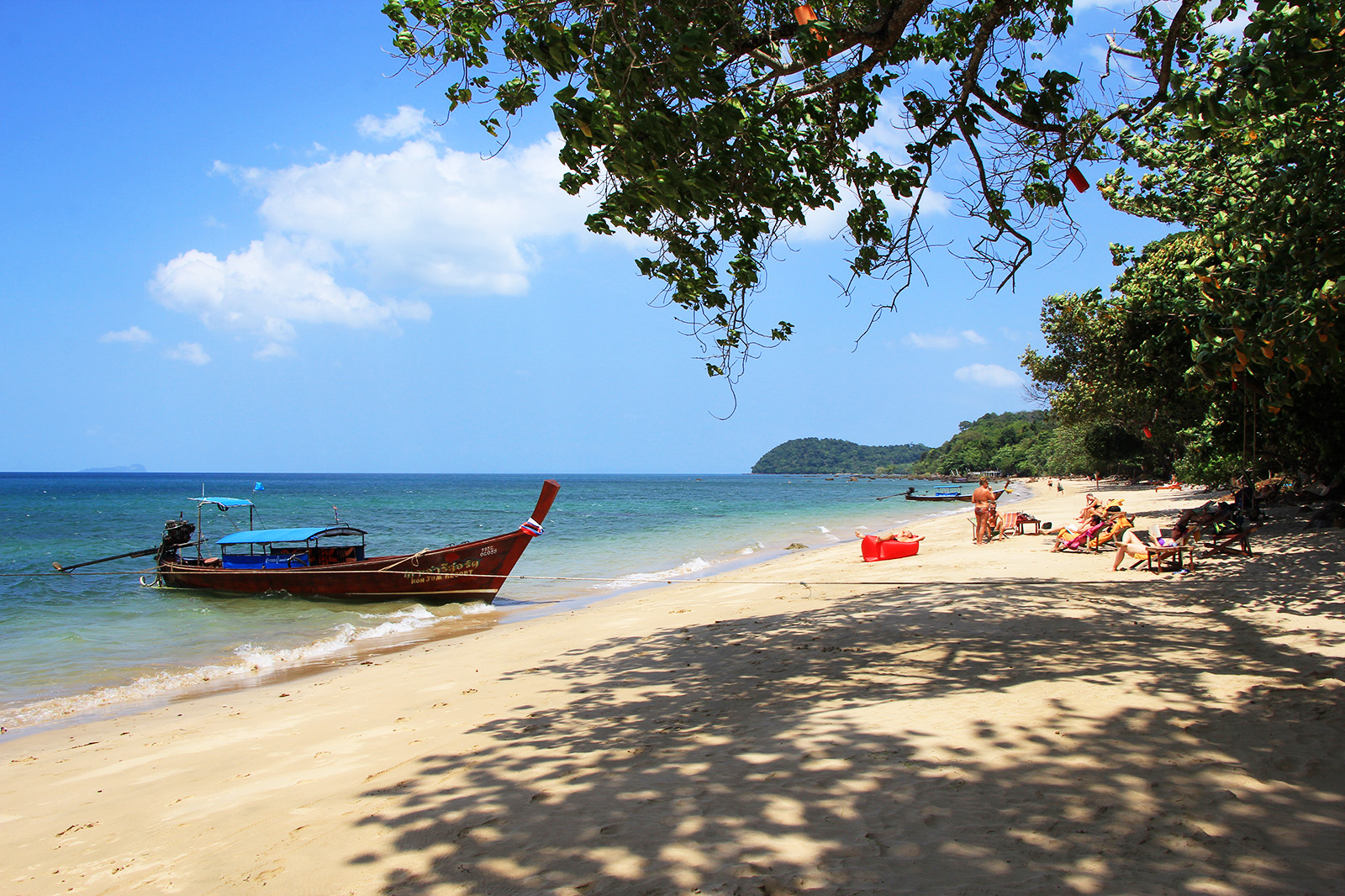 Koh Jum: Laid-Back Island off the Krabi Coast
