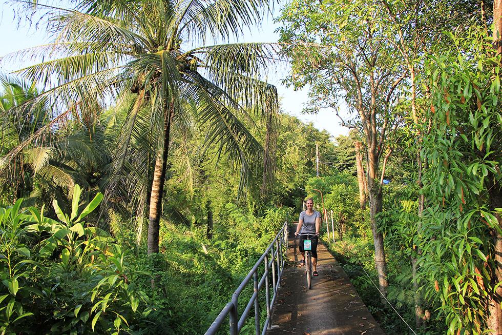 Bang Krachao: Biking Around Bangkok's Green Lung