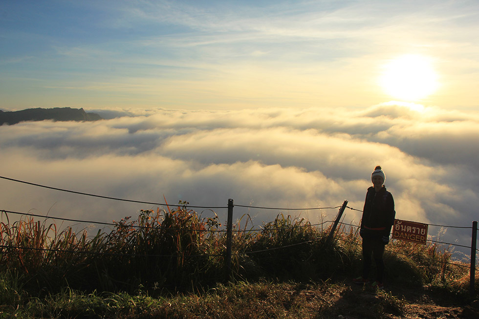 Phu Chi Fah: Thailand's Most Beautiful Sunrise in a Sea of Mist and Mountains