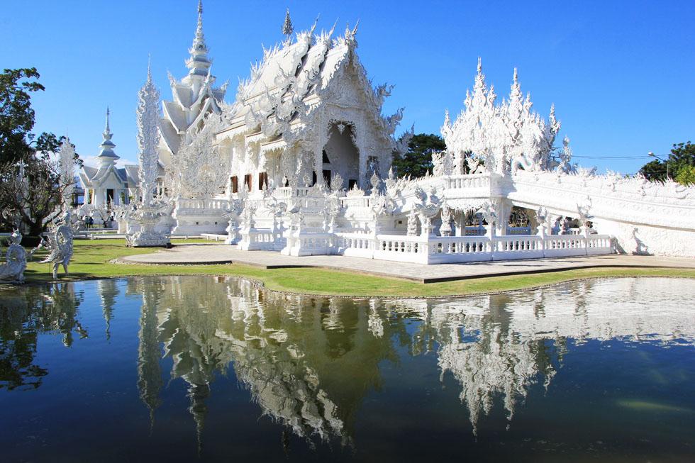 Wat Rong Khun: Chiang Rai's Heavenly White Temple