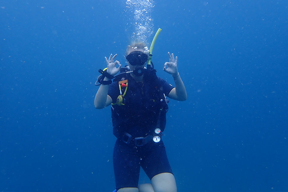Learn to dive in Thailand: Get your PADI Open Water on Koh Tao