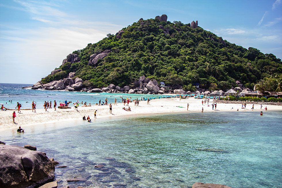 5 Most Beautiful Beaches of Koh Tao