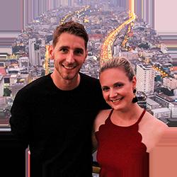 Sander & Mariska - Go To Thailand