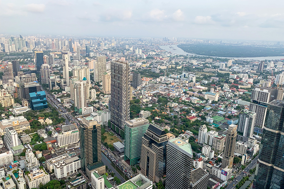 MahaNakhon Skywalk: Bangkok's Most Thrilling Attraction