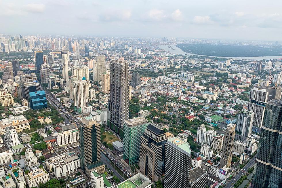 MahaNakhon Skywalk: Bangkok's Most Thrilling Attraction