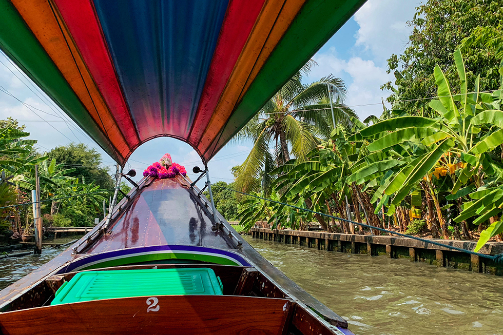 Klong Tour Thonburi: Explore Bangkok's hidden canals by Longtail Boat