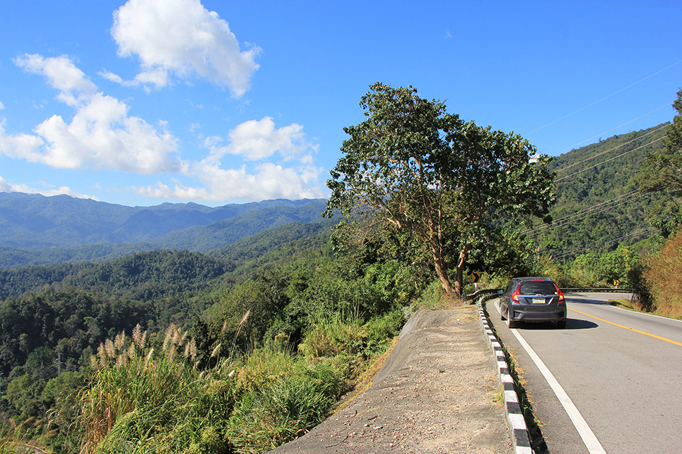 Renting a car in Thailand: Everything you need to know